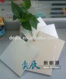 Material de isolamento por vácuo para construção