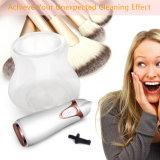 Líquido de limpeza e secador elétricos de escova da composição da ferramenta cosmética da limpeza de escova