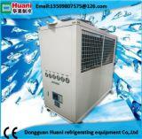 Refrigeratore di acqua industriale raffreddato ad acqua della vite industriale di plastica del refrigeratore