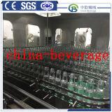 Автоматическая пластиковые бутылки воды Машина стиральная 3 в 1 Заполнение Capping