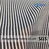 Jr043 16mm Satin Striped Baumwollgewebe der 10% Seide-90%
