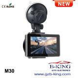 Sjcam HD 1080P камера черточки автомобиля WiFi ночного видения 140 градусов франтовская с G-Датчиком