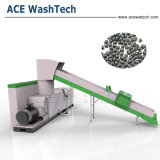 PP PE 플라스틱 폐기물 작은 알모양으로 하기 생산 기계