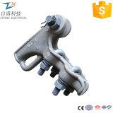 Abrazadera de tensión de la aleación de aluminio de la serie de Nll para el cable mm2 del ABC 16-320