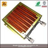ステンレス鋼の管のひれの熱交換器