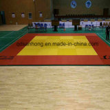 Циновка Judo тренировки полового коврика Aikido Tatami блокируя