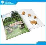 Cmyk Offsetdrucken für Katalog-Buch und Zeitschrift