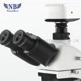 Macchina fotografica elettronica di Digitahi per il microscopio di uso del laboratorio