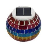 2019年のMulticolorfulの地上の壁の太陽円形の多彩な装飾のランタンランプライト