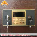 Bas-A2 전자 디지털 금속 호텔 홈 돈 현금 안전 상자