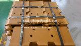 La piste de plaques en acier d'excavatrice chausse PC300-5/1/3 des pièces de Grouser pour des pièces de train d'atterrissage de Hitachi