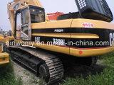 Utilisé 30tonne/0.5~1.5La GAC jaune d'origine caterpillar 330BL Large-Scale excavatrice chenillée hydraulique