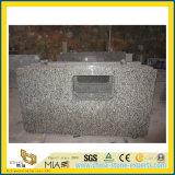 부엌과 목욕탕 프로젝트를 위한 화강암 석영 싱크대