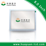 8 pouces écran transmissif TFT LCD avec 50 broches