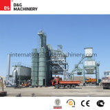 Equipo de planta del asfalto de 180 t/h para la construcción de carreteras