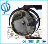 Acero inoxidable de 360 grados vista interior del espejo de la cúpula de seguridad