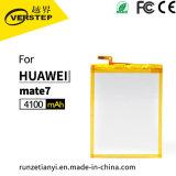 La batería a estrenar del teléfono móvil de la capacidad plena para Huawei asciende Mate7 la batería 4100mAh