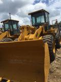 使用された猫966hの車輪のローダー、幼虫は販売のためにローダー966hを使用した