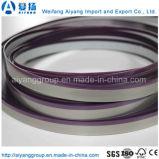 Bande flexible de bordure foncée de la bordure Strip/MDF de PVC du matériel 2mm de meubles