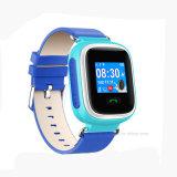Лучшим подарком для детей Часы с GPS с красочными экран Y5
