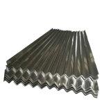 24 Zincalume покрытием гофрированные металлические кровельных листов для миниатюры на крыше