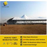 Huaye подгоняло шатер случая высокого пика алюминиевый (hy057b)