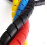 Luva de proteção espiral do PA PP do PE do PVC para o equipamento da engenharia