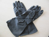 Résistant aux acides et alcalins des gants de latex industriel