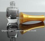Leerer Zylinder-geformte Glasnagellack-Flasche