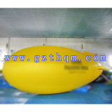 Gelber aufblasbarer Belüftung-Ballon/aufblasbarer Karikatur-Ballon