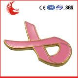 Moda promocional distintivo de metal barato