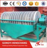 El mineral de hierro de la serie en la CHC tambor húmedo separador magnético