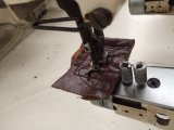 De gebruikte Originele Gouden Naaimachine van de Steek van het Slot van het Wiel Industriële (Cs-335BH)