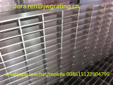 Grating van de Vloer van het roestvrij staal Vierkante