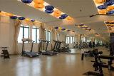 Тренажерный зал подсказать вес зал используется резиновый/EPDM оформление / пол