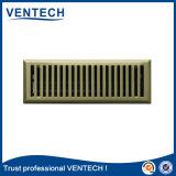HVACシステムのためのElectroplantingの床の空気グリル