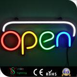 LEDの公共の装飾のためのネオン屈曲の印のアクリルの版