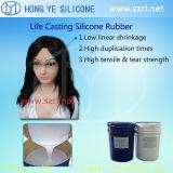 Borracha de silicone líquida para a boneca do sexo para homens