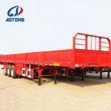 China-Fertigung-materielle seitliche Wand-Ladung-Stahlflachbettschlußteile
