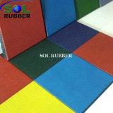 Открытый Wanderful яркий цвет резиновый коврик