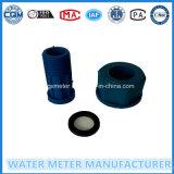 까만 색깔 Dn15-25mm의 나일론 플라스틱 물 미터 부속품