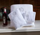 Logo personnalisé 100% coton promotionnel Serviette de bain Serviette de toilette