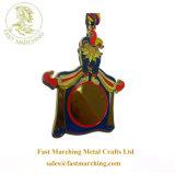 カスタム安い昇進の謝肉祭の円形浮彫りODMのフィニッシャーはスポーツメダルをからかう
