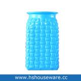 Vasi di vetro di colore del quadrato di disegno di Waeving