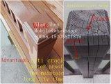 Водонепроницаемый полой открытый WPC в открытую террасу, составные деревянные декорированных системной платы