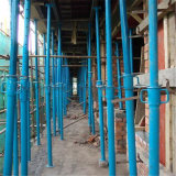 Construção em Aço de apoio de um andaime escora da internacionalização