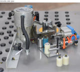 Kleinunternehmen-halb automatische lineare Rand-Banderoliermaschine mit Jahren Erfahrungs-der industriellen Rand-Banderoliermaschine