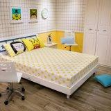 Bedsheet impresso do algodão de matéria têxtil fundamento Home