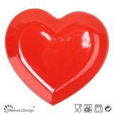Zolla di ceramica di figura del cuore