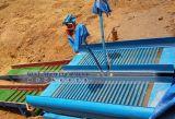 Vibrer le cadre d'écluse d'or pour la reprise de minerai d'or de placer